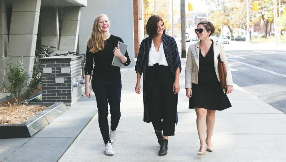 Gruppo di donne professioniste - Lean In Rome