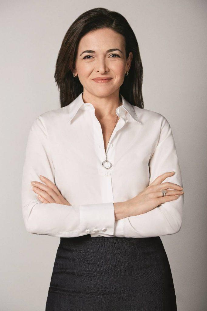Sheryl Sandberg - Rome, June 24th 2019